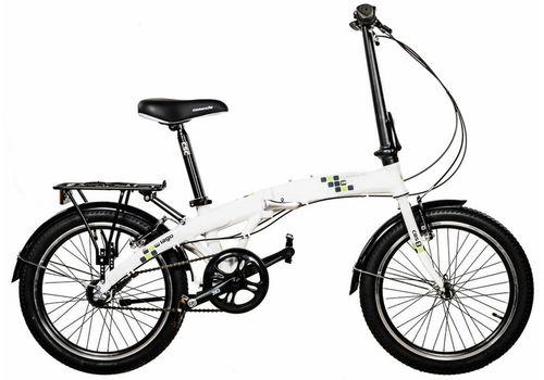 Велосипед Comanche Lago S3 Белый, фото 1
