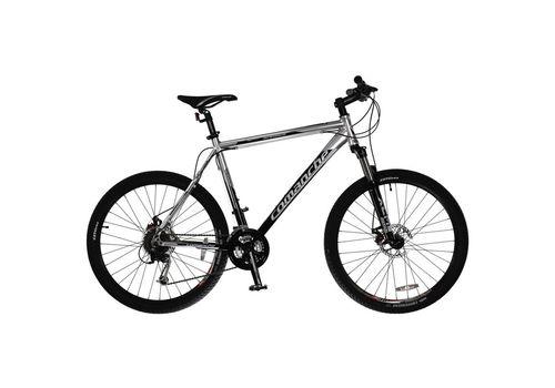 """Велосипед Comanche Orinoco Disk Сріблястий-чорний (рама 20,5""""), фото 1"""