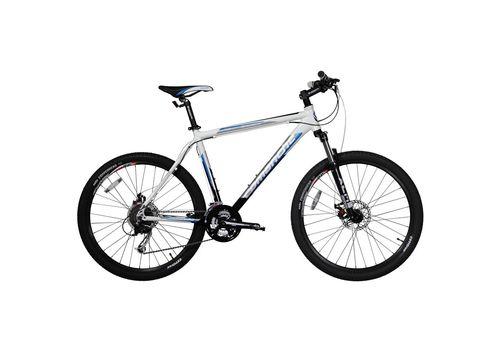 Велосипед Comanche Orinoco Disc Белый-черный, фото 1