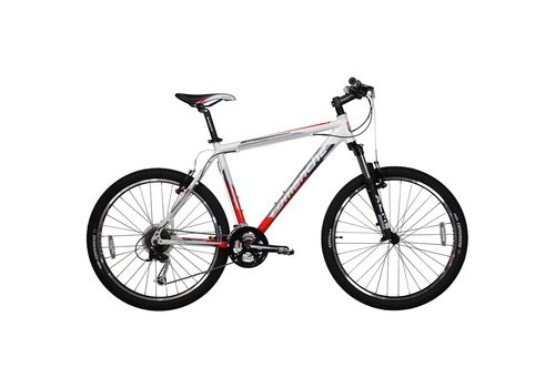 """Велосипед Comanche Orinoco M Білий-червоний (рама 19""""), фото 1"""