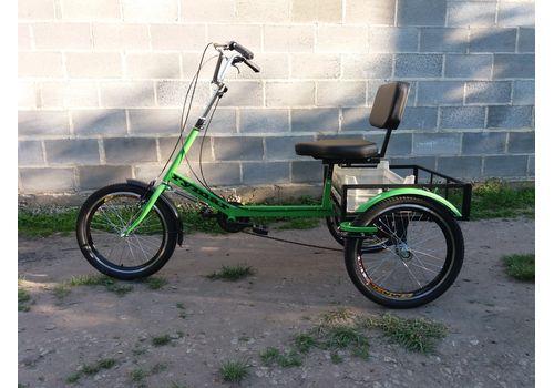 Велосипед трехколесный Атлет малый, фото 1
