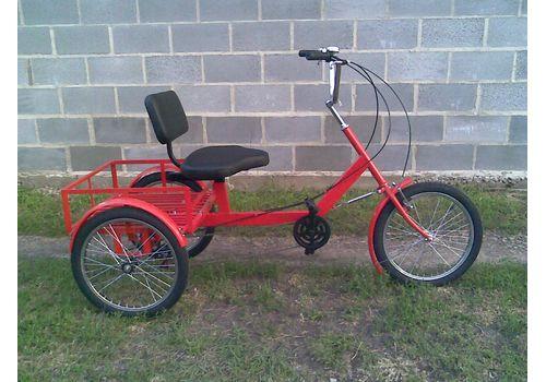 Велосипед трехколесный Атлет малый, фото 10