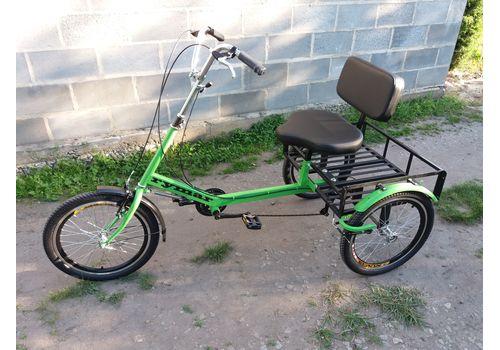 Велосипед трехколесный Атлет малый, фото 2