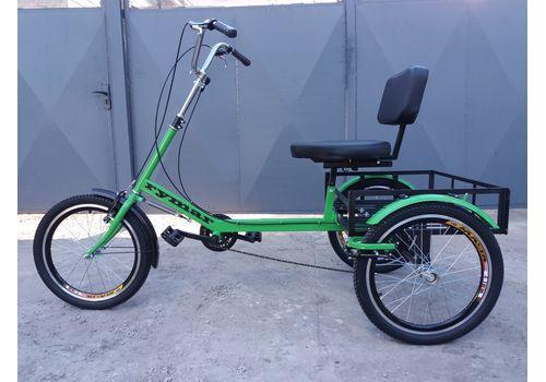 Велосипед трехколесный Атлет малый, фото 3