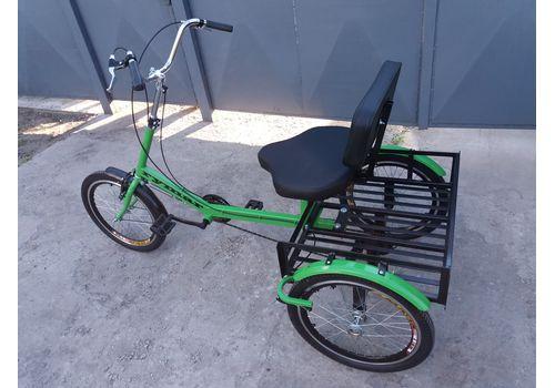 Велосипед трехколесный Атлет малый, фото 4