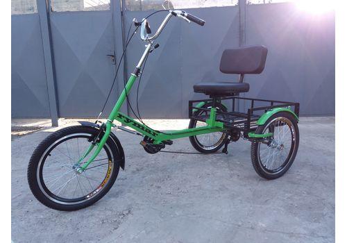 Велосипед трехколесный Атлет малый, фото 5