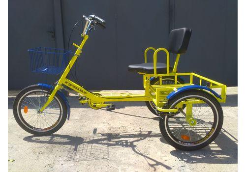 Велосипед трехколесный Атлет малый, фото 6