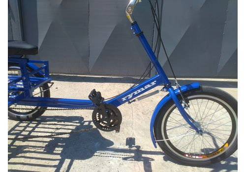 Велосипед трехколесный Атлет малый, фото 7