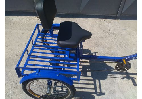 Велосипед трехколесный Атлет малый, фото 8