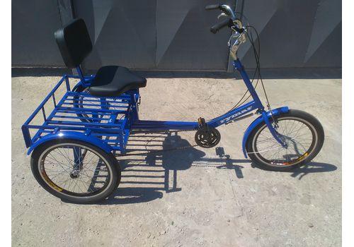 Велосипед трехколесный Атлет малый, фото 9