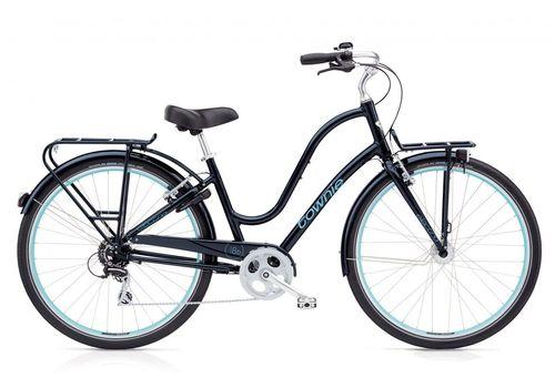 "Велосипед 28"" Electra Townie Commute 8d ladies BK (SKD-96-62), фото 1"