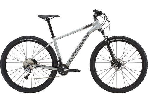 "Велосипед 27,5"" Cannondale Trail 6 2019 SLV серебристый, фото 1"