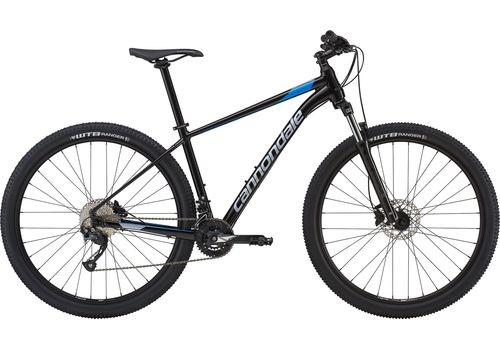 "Велосипед 29"" Cannondale Trail 7 2019 BLK черный, фото 1"