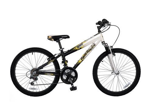 Велосипед Comanche Indigo Белый-черный, фото 1