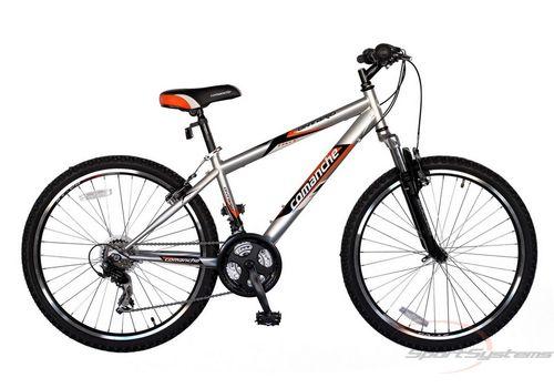 """Велосипед Comanche Ontario M Серебристый (рама 15""""), фото 1"""