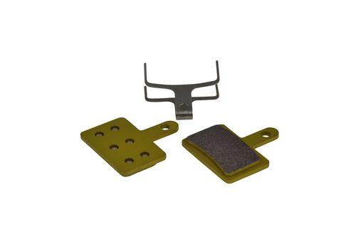 Тормозные колодки Longus для диск тормоза SHIMANO DEORE М525/495 Mech sinter (398337), фото 1