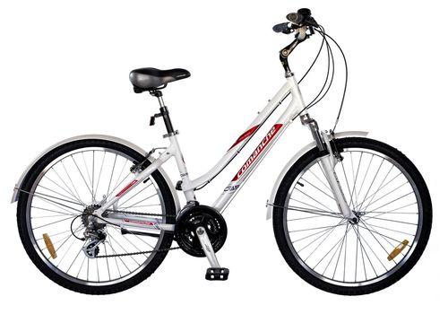 Велосипед Comanche Holiday Lady Белый-красный, фото 1