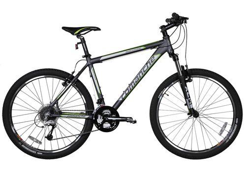 Велосипед Comanche Backfire Черный-зеленый, фото 1