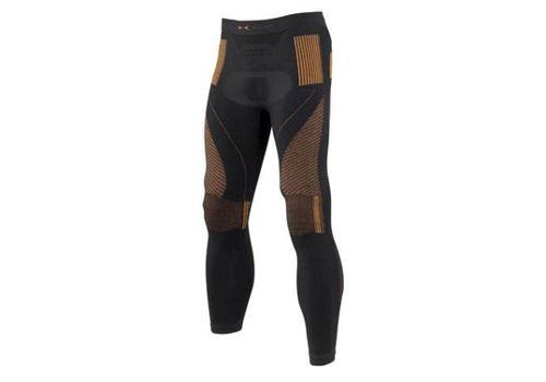 Мужские термоштаны X-Bionic Extra Warm Man Pants Long XH6 Charcoal-Orange (I20108), фото 1