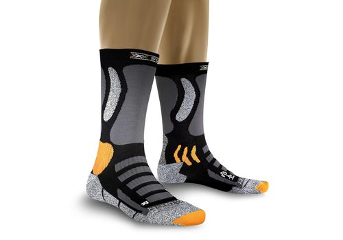 Термоноски X-Socks Cross Country Sinofit X13 Black/Anthracite (X20027), фото 1
