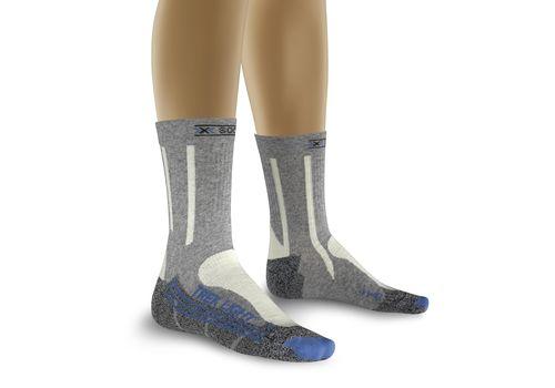 Термоноски X-Socks Trekking Light LADY G177 Grey/Blue (X20244), фото 1